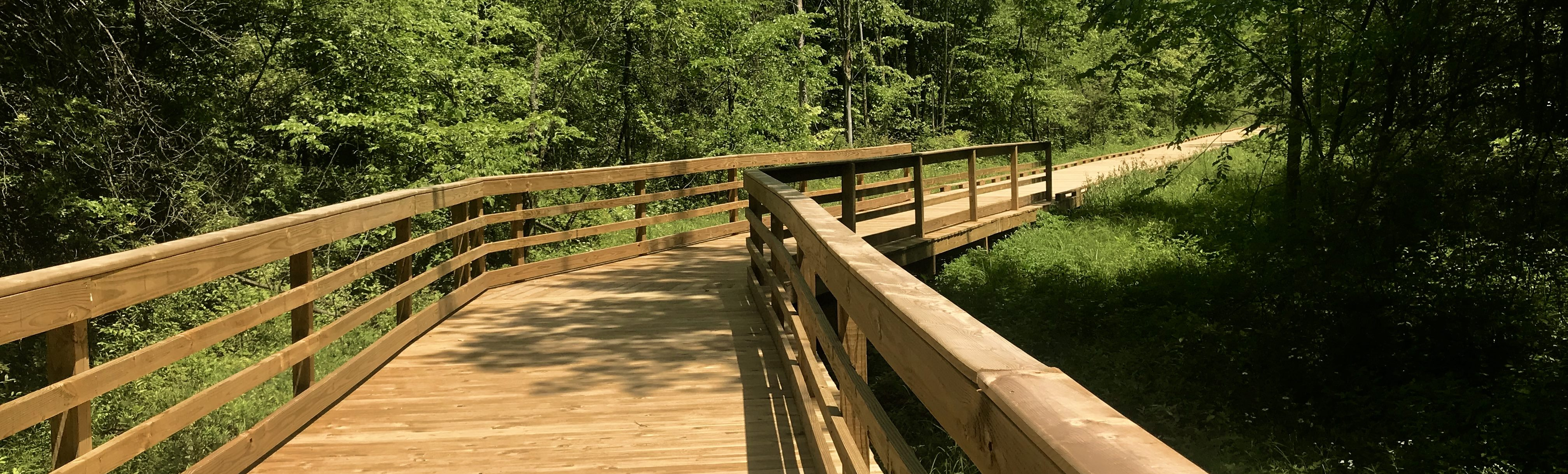 VISIT THE NEW NATURE TRAIL